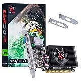PLACA DE VIDEO NVIDIA GEFORCE G 210 1GB DDR3 64 BITS COM KIT LOW PROFILE INCLUSO - PA210G6401D3LP, PCYES, 30675